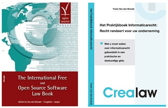 The International FOSS Law Book