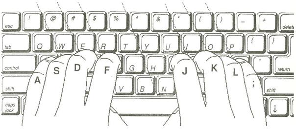 нажать любую клавишу,