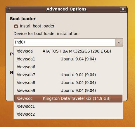 Записки любителя Linux Mint: Начальный загрузчик GRUB 2 - полное руководство