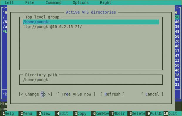 Отключение FTP