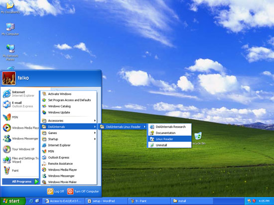 How to recover a replaced file