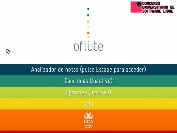 Игры для Linux: oFlute