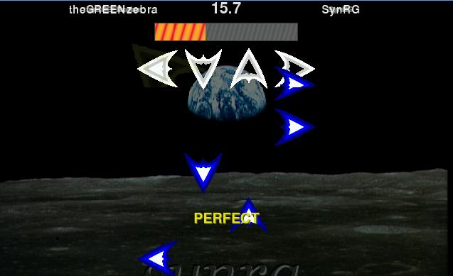 Игры для Linux: PyDance