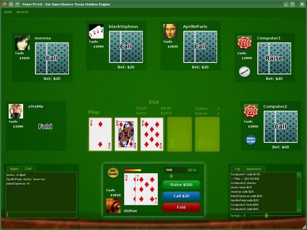 Покер Онлайн Програма