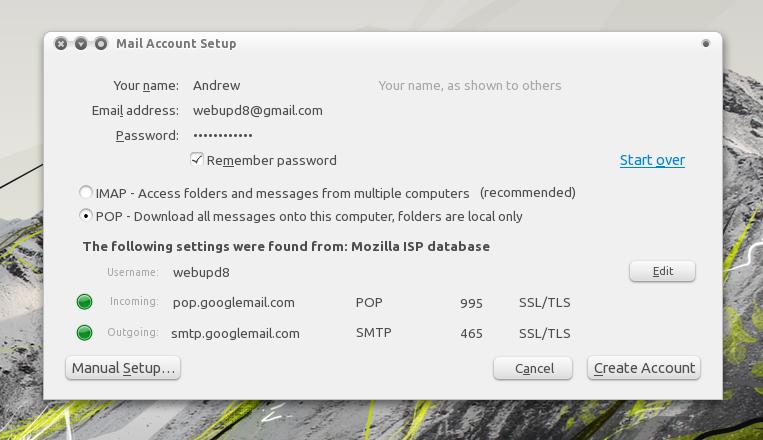 Как обновить gmail на компьютере - 811a
