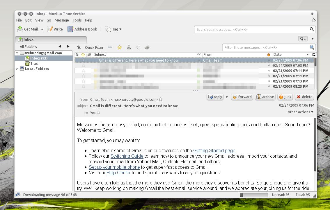 Как обновить gmail на компьютере - 0cd