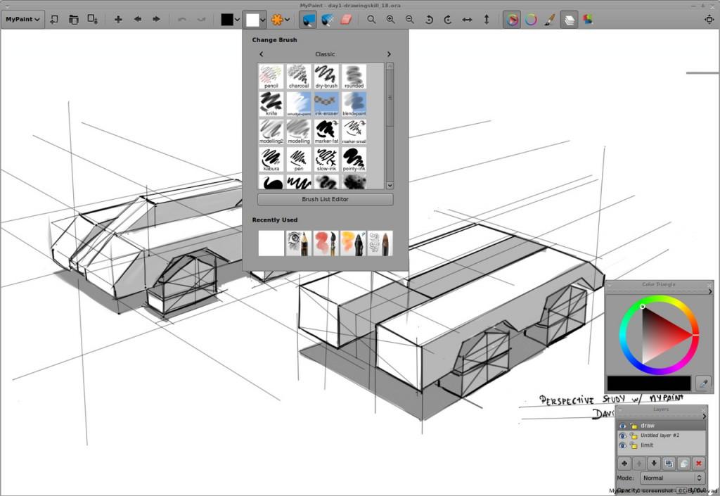 Программы для рисования на компе my paint
