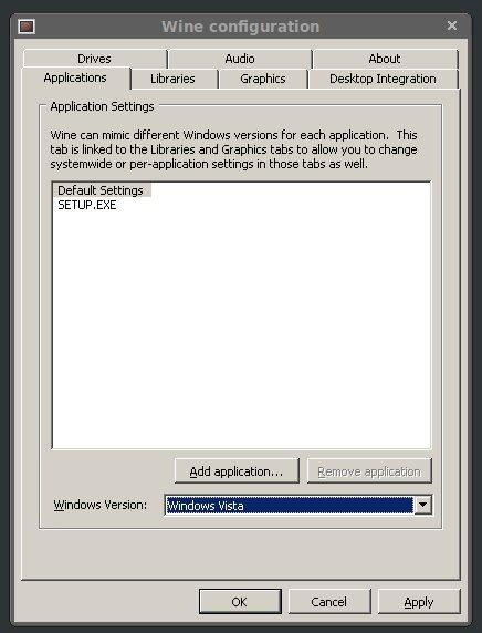 Microsoft Office на Ubuntu. Конфигурируем Wine