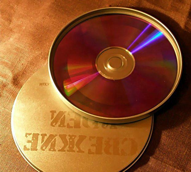 запись двд дисков