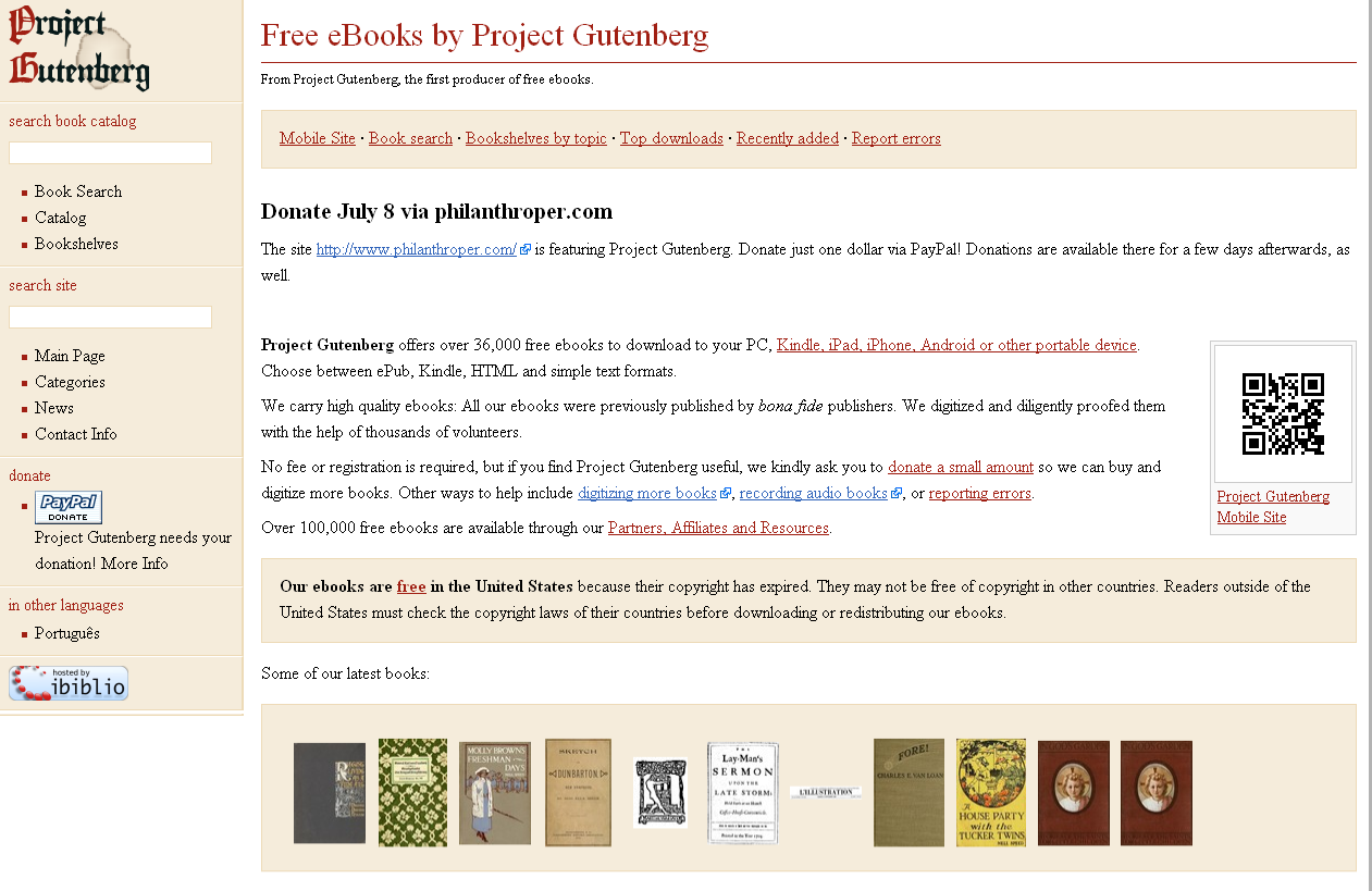 Browse By Author S  Project Gutenberg