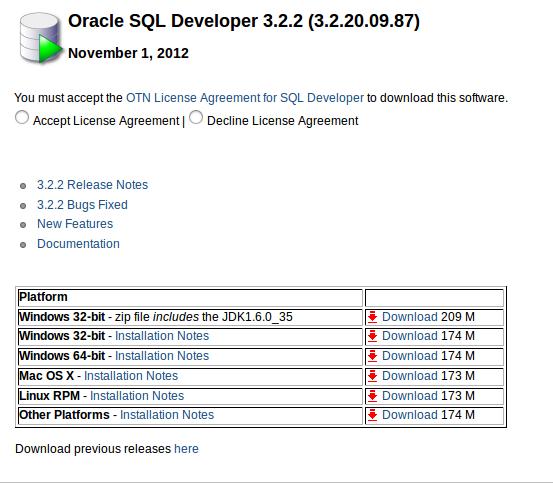 Установка sqldeveloper в Linuxmint 14/Ubuntu 12 10