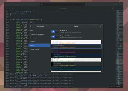 Знакомство с GNOME Builder
