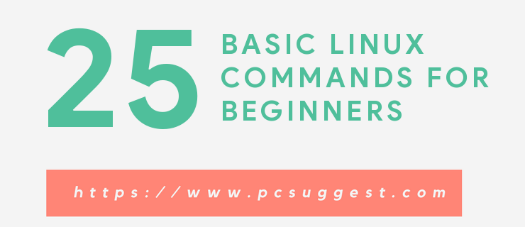 25 basic linux commands featured