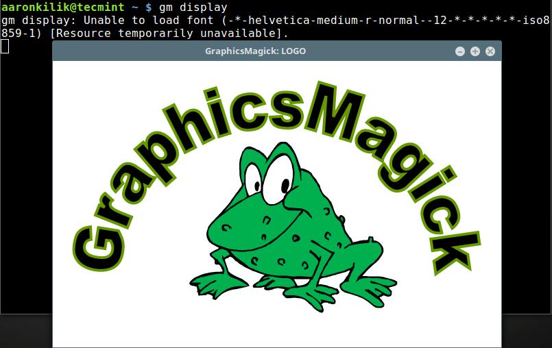 GraphicsMagick
